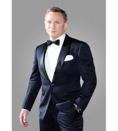 Midnight Blue Skyfall Daniel Craig James Bond T