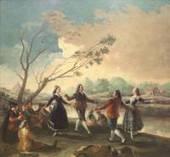 Quand Goya faisait tapisserie   Textile Horizons   Scoop.it