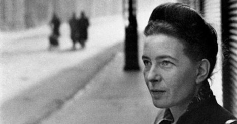 Simone de Beauvoir on How Chance and Choice Converge to Make Us Who We Are | Consciousness & Creativity | Scoop.it