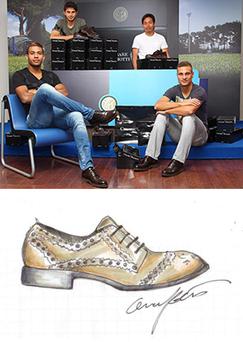 Calcio and Fashion: Cesare Paciotti and F.C. Internazionale | Le Marche & Fashion | Scoop.it