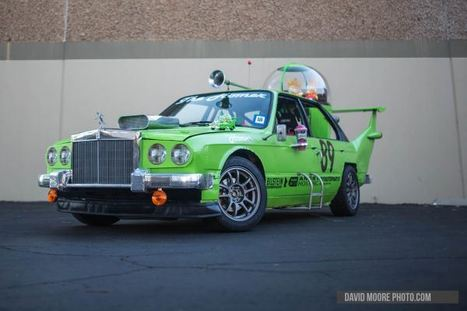 Someone Actually Built 'The Homer Car'! | The simpsons | Scoop.it