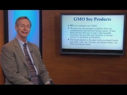 GMO Food — It's Worse Than We Thought - Dr. Russell Blaylock - YouTube | Agriculture + Lake Restoration + Awareness = Sustainability | Scoop.it