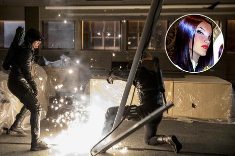 'Arrow' Boss Teases Talia Al Ghul-Prometheus Connection   ARROWTV   Scoop.it