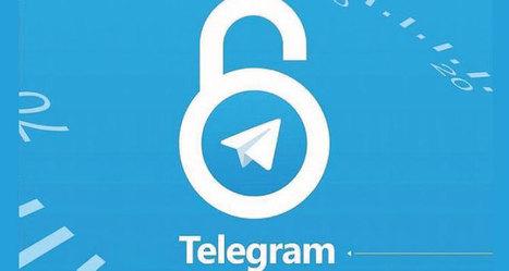 Descarga esta guía con consejos para usar Telegram | Redes Sociales_aal66 | Scoop.it