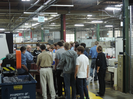 4 Lessons From Manufacturing Day 2013 | Fabio Padovan | Scoop.it