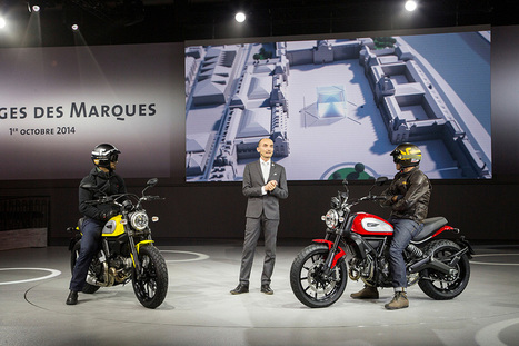 Ducati UK announce Scrambler prices | Motorcycle Industry News | Scoop.it