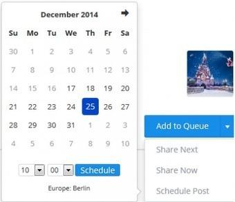 Comment programmer ses publications Facebook | Veille Réseaux sociaux | Scoop.it