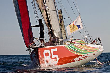 Les Sables-Horta - Les conditions, sans être extrêmes, éprouvent les équipages | Class40 : l'actu course au large | Scoop.it