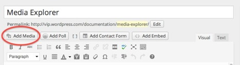 Curate Real-Time News and Video with WordPress Media Explorer | I never knew .... | Scoop.it