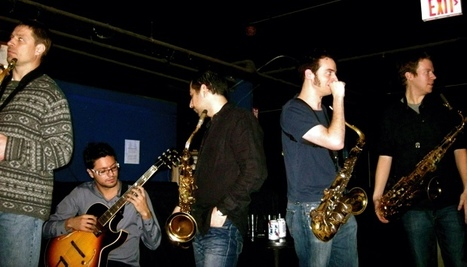 """Jazz article: """"Jazz Jam Sessions:  A First-Timer's Guide"""" by Bill Anschell 