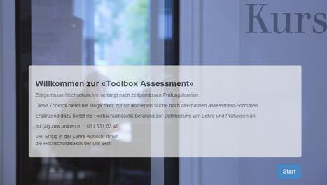 Assessment Toolbox | E-Assessment - Online Learning Assessment | Scoop.it