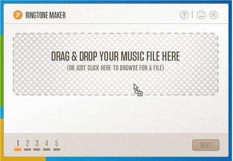 Ringtone Maker: Para crear ringtones para iPhone y Android fácilmente | VIM | Scoop.it