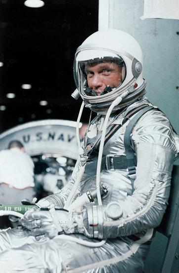 John Glenn, American Hero of the Space Age, Dies at 95 | Everyday Leadership | Scoop.it