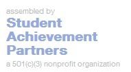 Student Achievement Partners Launch Five PD Modules (public domain)   CCSS News Curated by Core2Class   Scoop.it