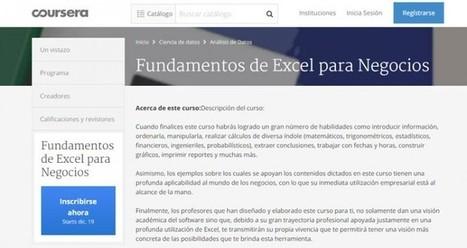 Dos nuevos cursos online y  gratuitos para aprender Excel | Ingeniería Biomédica | Scoop.it