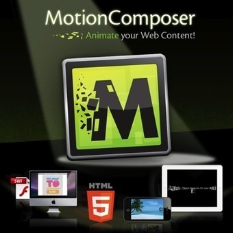 MotionComposer for Mac! Create HTML5 Animated Content for iBooks & Websites: A Review | Wired Educator | Exploring Digital Publishing | Scoop.it