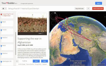 Google Lat Long: Tour Builder: Tell your stories with Google Earth | Google et le tourisme | Scoop.it