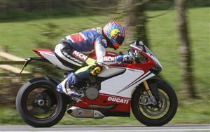 Ducati 1199 Panigale Tricolore first ride   MCN   Ductalk Ducati News   Scoop.it