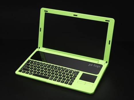 NEW PRODUCT – Pi-Top – A Laptop Kit for Raspberry Pi B+ / Pi 2 / Pi 3 | Tech Pedagogy | Scoop.it