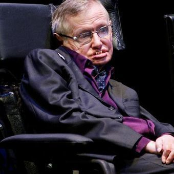 Physicist Stephen Hawking visits LA stem cell lab - USA TODAY | ALS | Scoop.it
