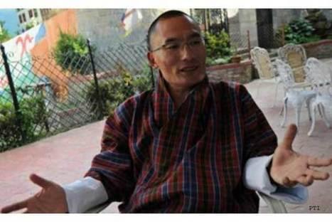 New Bhutanese PM to visit India next week - IBNLive | BhutanKingdom | Scoop.it