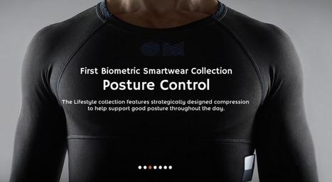 les vêtements intelligents vont générer plus de données que les devices | Internet of things & digital trends | Scoop.it