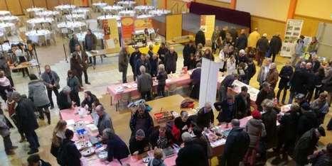 1 300 visiteurs au salon de la truffe   Agriculture en Dordogne   Scoop.it