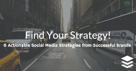 Find Your Actionable Social Media Strategy | SEJ | SNID master | Scoop.it