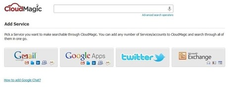 Search all your online services at once with CloudMagic | Time to Learn | Scoop.it