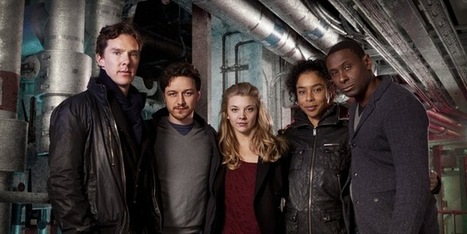 Q&A: Neil Gaiman on the Star-Studded BBC Audioplay of Neverwhere | Transmedia: Storytelling for the Digital Age | Scoop.it