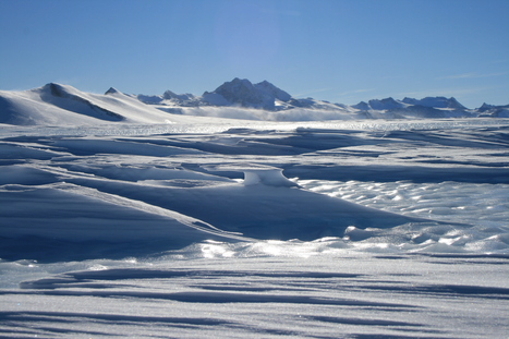 Scientists discover giant trench under Antarctic Ice | Sustain Our Earth | Scoop.it