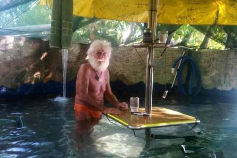 Clothes optional in remote WA oasis | this curious life | Scoop.it