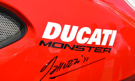 Photo Gallery - Vicki's View of the Ducati Monster 20th Anniversary Ride to The Quail | Ductalk Ducati News | Scoop.it