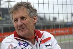 Jerry Burgess Interview with MCN Sport: Haunted by Ducati failure | Desmopro News | Scoop.it