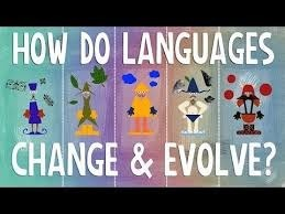 How languages evolve | TEFL & Ed Tech | Scoop.it