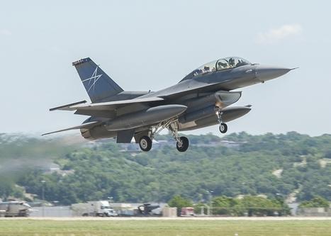 Premier essai en vol du pod Legion de Lockheed Martin sur un F-16 | Veille de l'industrie aéronautique et spatiale - Salon du Bourget | Scoop.it
