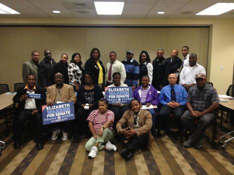photo: Great planning mtg w Haitian Caucus about mobilizing the community for @elizabethforma | Massachusetts Senate Race 2012 | Scoop.it