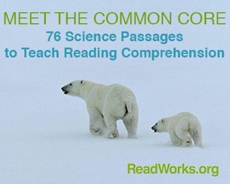 Brand New Science Passages | Help with the Common Core State Standards | Scoop.it