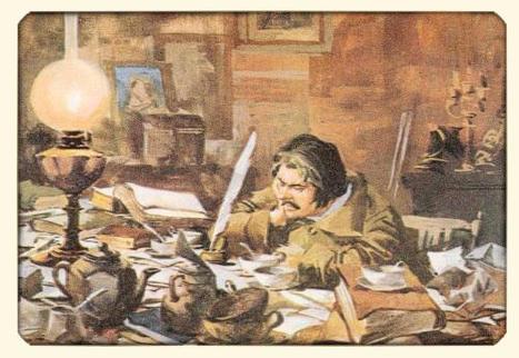 18 août 1850 : Balzac décède à l'âge de 51 ans | Racines de l'Art | Scoop.it
