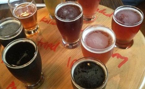 Cool Brews, Hot Eats: Here's a sample 3-course craft beer culinary tour | Eat Local West Michigan | Scoop.it