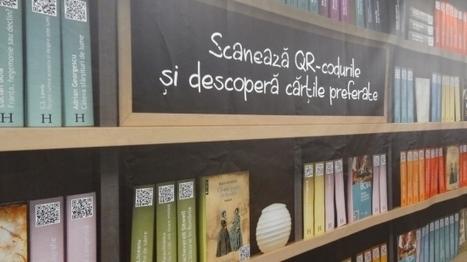 A Bucarest, le métro devient bibliothèque de téléchargement | Monde des bibliothèques | Scoop.it