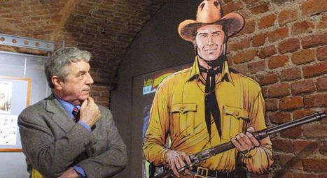 Sergio Bonelli: la storia del fumetto italiano | DailyComics | Scoop.it