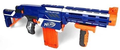 1 Nerf N-Strike Elite RapidStrike CS-18