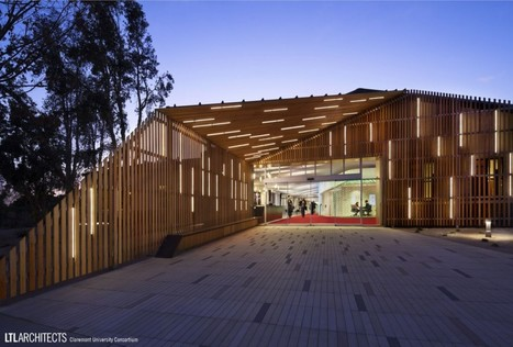 Adaptive Reuse + Environmental Architecture at Claremont University's New Campus | sustainable architecture | Scoop.it
