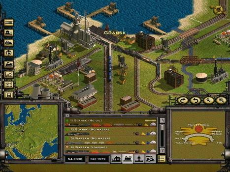 2. Sid Meier's Railroads