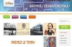 Archives de la Nièvre, les paroissiaux presqu'au complet   Revue Française de Généalogie   L'écho d'antan   Scoop.it