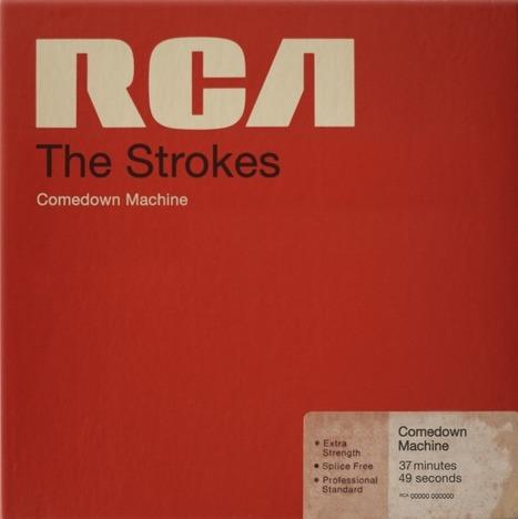 REVIEW: The Strokes New Album 'Comedown Machine'... | ...Music Artist Breaking News... | Scoop.it