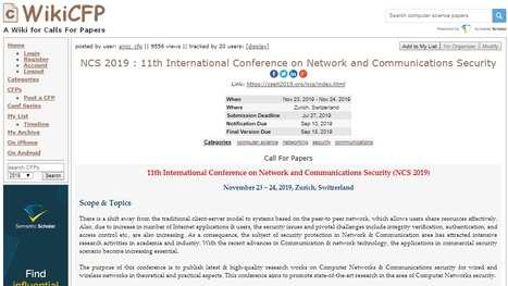5th International Conference On Networks, Mobil