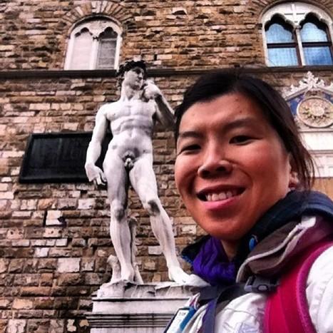 Selfie mania: 5 luoghi in cui scattare la foto perfetta in Toscana | Writing mag | Scoop.it