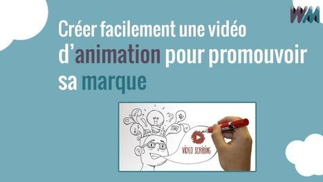 Créer facilement une vidéo d'animation ou un tutoriel en vidéo pour promouvoir sa marque | Pense pas bête : Tourisme, Web, Stratégie numérique et Culture | Scoop.it